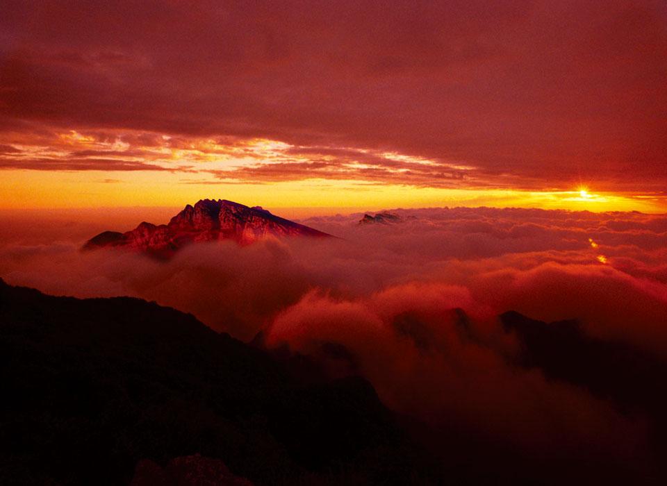 中国五岳之首