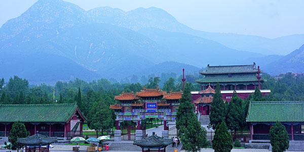 嵩山丰富的道教文化