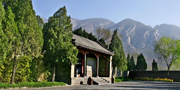 嵩山丰富的儒家文化
